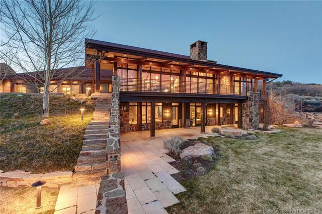 15 S Eagle Pointe Court, Park City, UT 84060 (MLS #11704900) :: The Lange Group