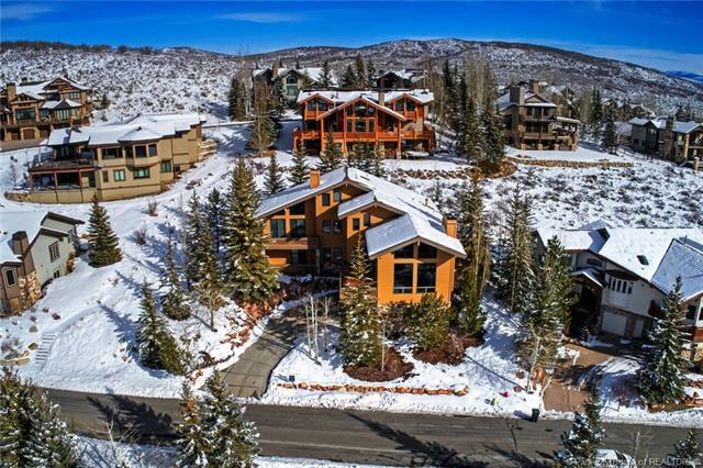 2534 N Larkspur Drive, Park City, UT 84060 (MLS #11800095) :: High Country Properties