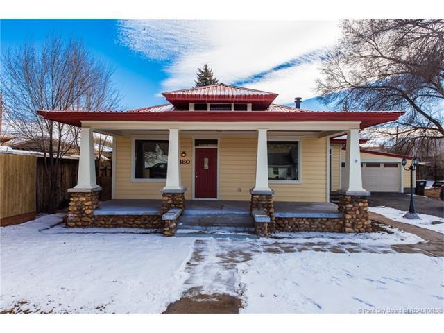 180 E 50 North, Coalville, UT 84017 (MLS #11801561) :: Lawson Real Estate Team - Engel & Völkers
