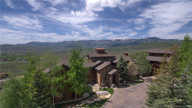 60 Goshawk Ranch Road, Park City, UT 84098 (MLS #11801564) :: The Lange Group