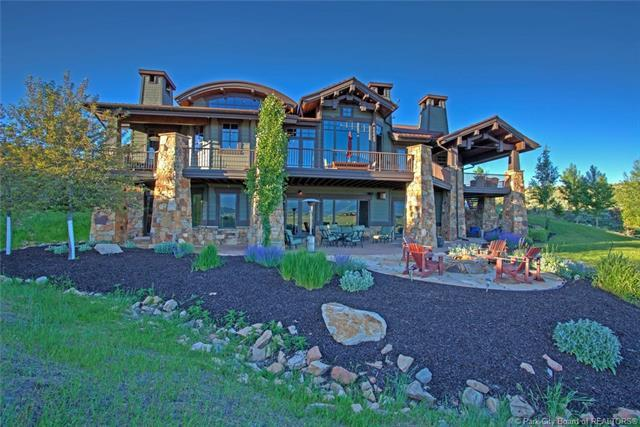 8752 N Bitner Ranch Road, Park City, UT 84098 (MLS #11802827) :: The Lange Group