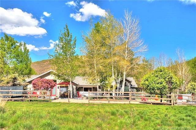 2077 Equestrian Court, Park City, UT 84060 (MLS #11803204) :: The Lange Group