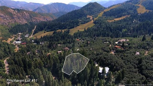 11 Plat 2 Timphaven Homes, Sundance, UT 84064 (MLS #11803637) :: The Lange Group