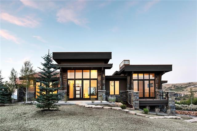 9669 N Hidden Hill Loop, Park City, UT 84098 (MLS #11804517) :: High Country Properties