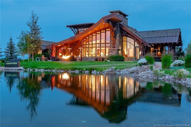 8376 Aspen Ridge Road Estate 44, Woodland, UT 84036 (MLS #11805046) :: The Lange Group