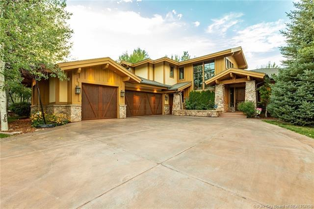 4806 Last Stand, Park City, UT 84098 (MLS #11805841) :: Lookout Real Estate Group