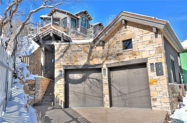 30 Sampson Avenue, Park City, UT 84060 (MLS #11808139) :: High Country Properties