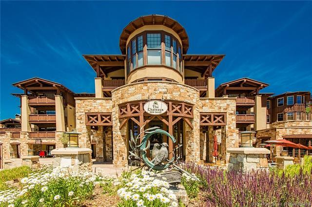 7815 E Royal Street A318, Park City, UT 84060 (MLS #11900074) :: The Lange Group