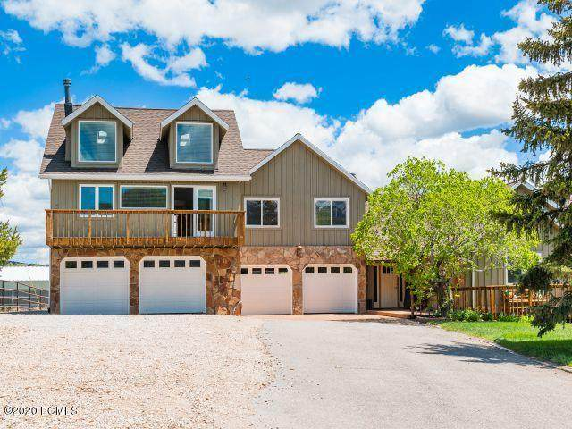 5776 N Old Ranch Road, Park City, UT 84098 (#12000651) :: Red Sign Team