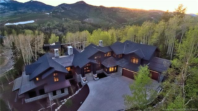 2 Ruby Hollow Drive, Park City, UT 84060 (MLS #11605751) :: Lookout Real Estate Group