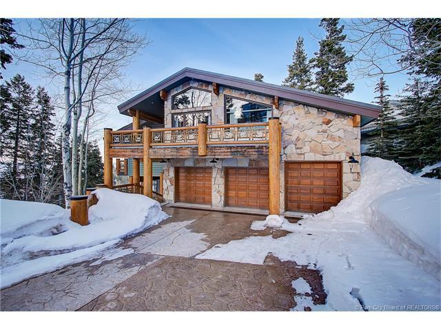 6434 Silver Lake Drive, Park City, UT 84060 (MLS #11700490) :: High Country Properties