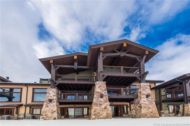 4202 Fairway Lane G-2, Park City, UT 84098 (#11700555) :: Red Sign Team