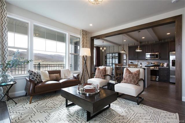 1097 W Cattail Court G4, Kamas, UT 84036 (MLS #11702344) :: High Country Properties