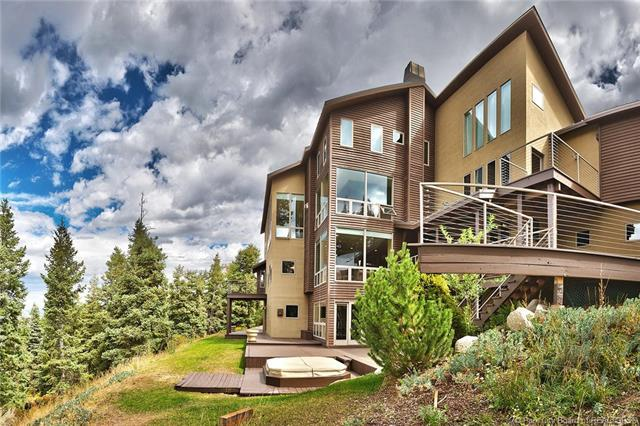7100 Canyon Drive, Park City, UT 84098 (MLS #11703875) :: The Lange Group