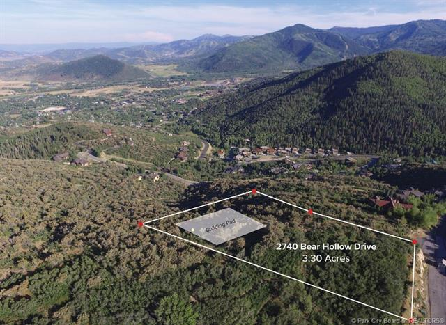 2740 Bear Hollow Drive, Park City, UT 84098 (MLS #11804874) :: High Country Properties