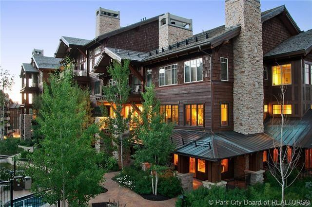 7715 Village #202, Park City, UT 84060 (MLS #11805068) :: High Country Properties