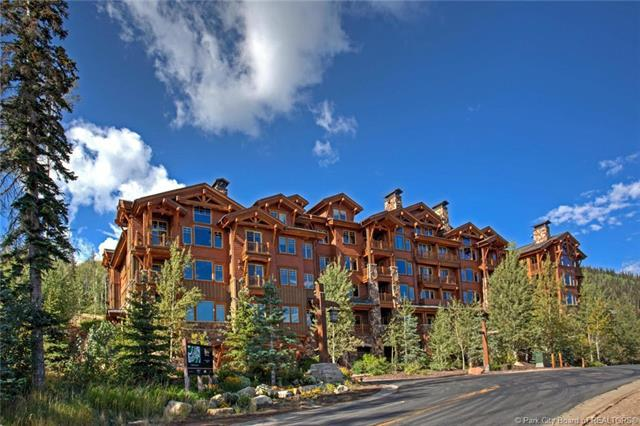 8777 Marsac #501, Park City, UT 84060 (MLS #11400524) :: The Lange Group