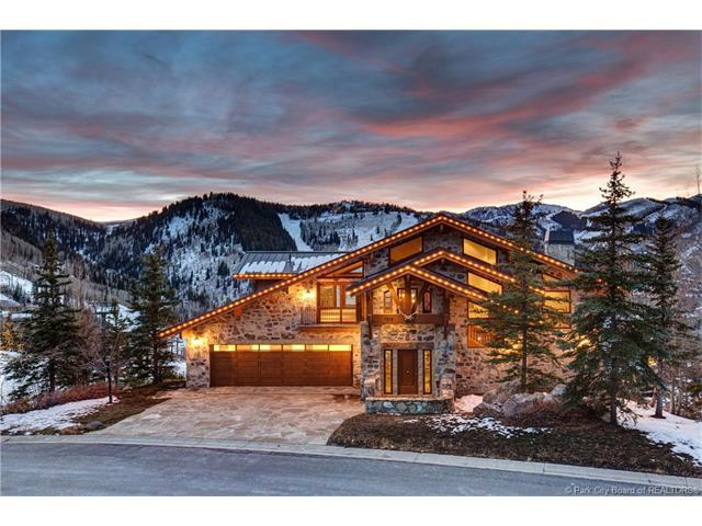 7815 Falcon Court, Park City, UT 84060 (MLS #11503347) :: High Country Properties
