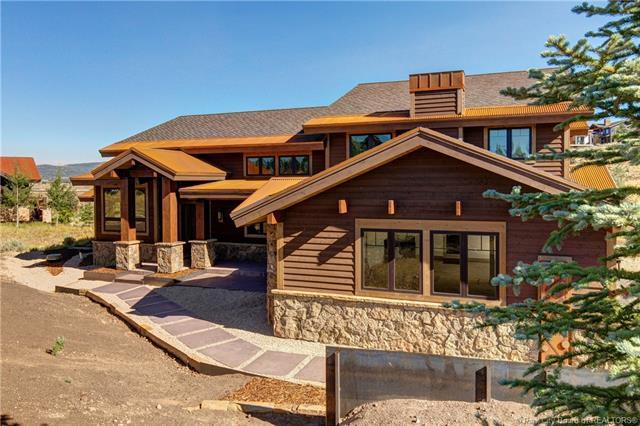 2399 Saddlehorn Drive, Park City, UT 84098 (#11703110) :: Red Sign Team