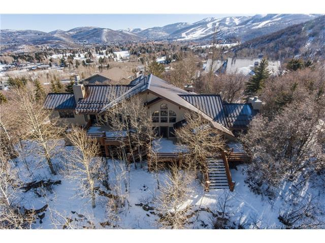 2433 Iron Canyon Drive, Park City, UT 84060 (MLS #11800060) :: High Country Properties