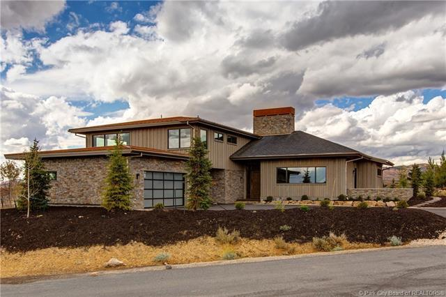 7901 N West Hills Trail, Park City, UT 84098 (MLS #11803565) :: Lawson Real Estate Team - Engel & Völkers