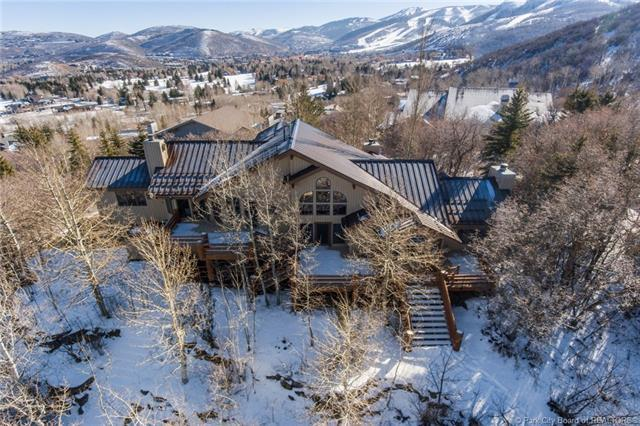 2433 Iron Canyon Drive, Park City, UT 84060 (MLS #11800060) :: Lookout Real Estate Group