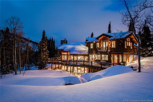 101 White Pine Canyon Road, Park City, UT 84060 (MLS #11700305) :: Lookout Real Estate Group