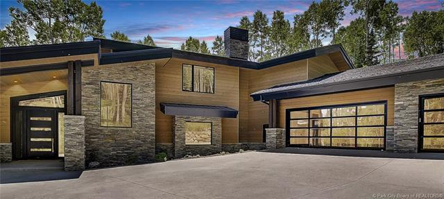 197 White Pine Canyon Road, Park City, UT 84060 (MLS #11605755) :: Lookout Real Estate Group