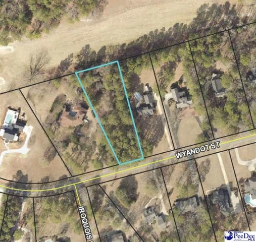 Lot# 17 Wyandot Street, Darlington, SC 29532 (MLS #134010) :: RE/MAX Professionals