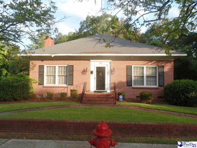 502 Bedford, Hartsville, SC 29550 (MLS #134068) :: RE/MAX Professionals