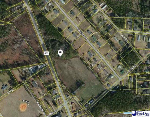 7009 E Milk Street, Timmonsville, SC 29161 (MLS #134103) :: RE/MAX Professionals