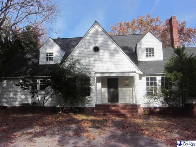 800 W Home, Hartsville, SC 29550 (MLS #134806) :: RE/MAX Professionals