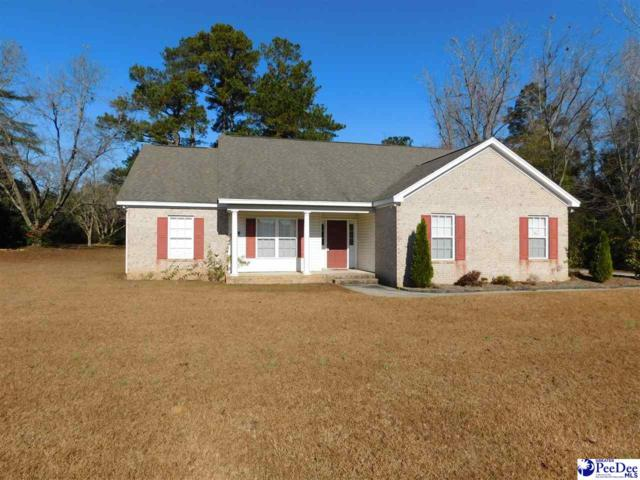 815 Timmons Road, Timmonsville, SC 29161 (MLS #134957) :: RE/MAX Professionals
