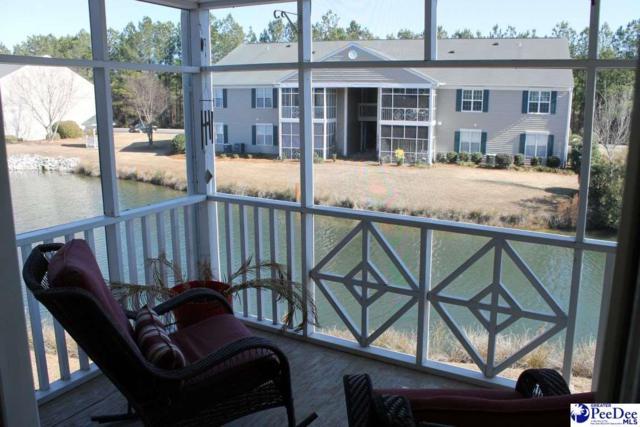 1454 Golf Terrace Blvd #D7, Florence, SC 29501 (MLS #135271) :: RE/MAX Professionals