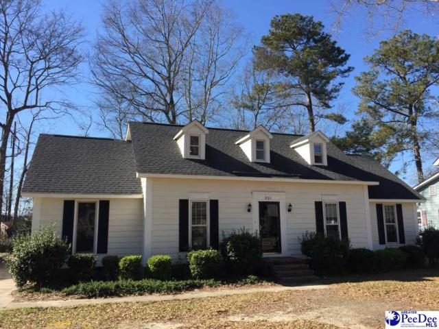 321 Bayberry Circle, Florence, SC 29501 (MLS #135426) :: RE/MAX Professionals