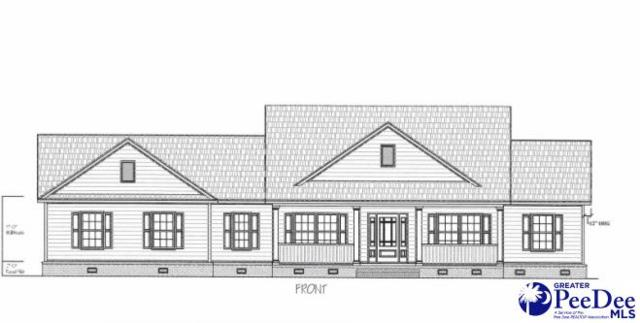 850 Turnpike Road, Florence, SC 29501 (MLS #135553) :: RE/MAX Professionals