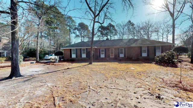 443 Oakdale Drive, Hartsville, SC 29550 (MLS #135585) :: RE/MAX Professionals
