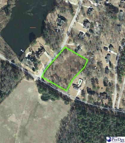 Chatham Lake Ln, Cheraw, SC 29520 (MLS #135855) :: RE/MAX Professionals