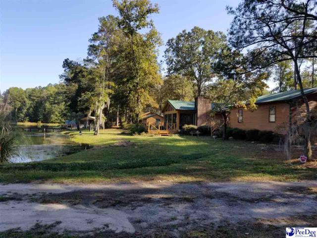 1154 Bruton Fork Church Road, Bennettsville, SC 29512 (MLS #136062) :: RE/MAX Professionals