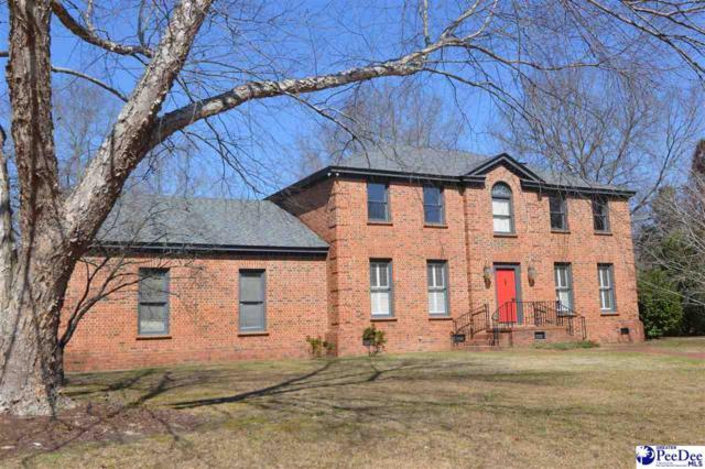 337 Birchwood Drive, Hartsville, SC 29550 (MLS #136101) :: RE/MAX Professionals