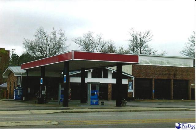 101 W Mcintyre Street, Mullins, SC 29574 (MLS #136624) :: RE/MAX Professionals