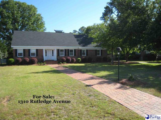 1310 Rutledge Avenue, Florence, SC 29505 (MLS #136687) :: RE/MAX Professionals