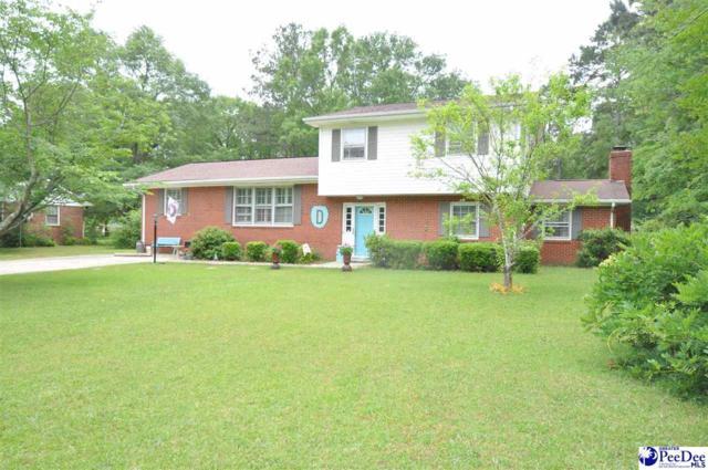 403 Oakwood Street, Bennettsville, SC 29512 (MLS #136992) :: RE/MAX Professionals