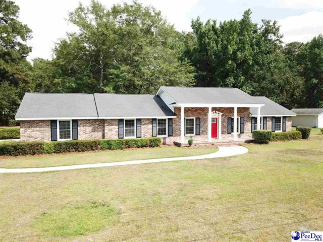 1612 Woods Drive, Florence, SC 29505 (MLS #137780) :: RE/MAX Professionals