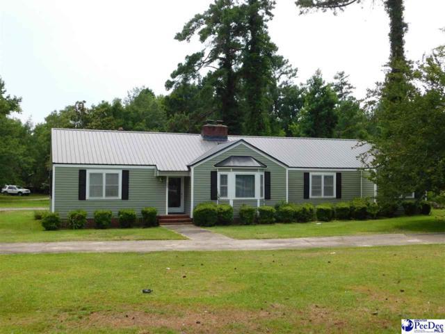 205 W Hampton St, Olanta, SC 29114 (MLS #137795) :: RE/MAX Professionals