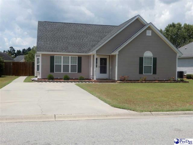 2152 Carriage Place Drive, Florence, SC 29505 (MLS #137894) :: RE/MAX Professionals