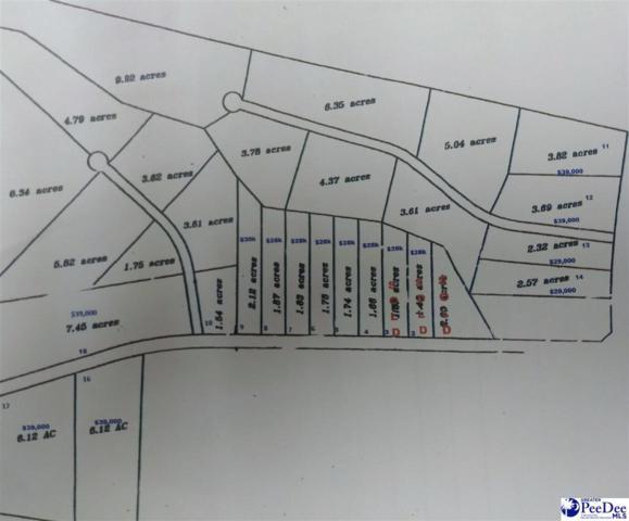 tbd Hwy 340, Darlington, SC 29532 (MLS #138486) :: RE/MAX Professionals
