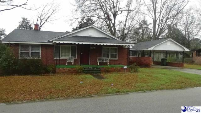 409 Brewer Ave., Hartsville, SC 29550 (MLS #138561) :: RE/MAX Professionals