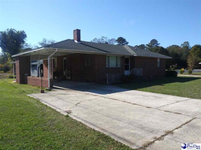 1101 Ousleydale Road, Hartsville, SC 29550 (MLS #139130) :: RE/MAX Professionals