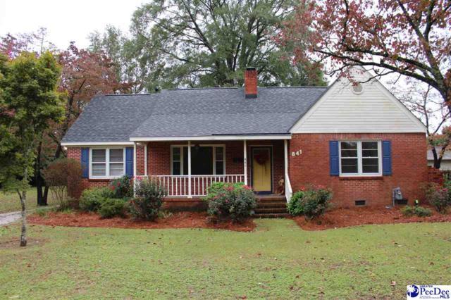 841 W Home Avenue, Hartsville, SC 29550 (MLS #139213) :: RE/MAX Professionals
